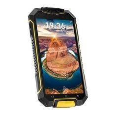 amazones gadgets Geotel A1 Rugged Smartphone Quad Core CPU Android 7.0 Dual IMEI 3400mAh IP67 4.5 Inch Display 8MP Ca: Geotel A1 Rugged…