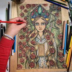 Mery-Jane / Anastázia Pastel, Princess Zelda, Fictional Characters, Women, Art, Art Background, Cake, Kunst, Performing Arts