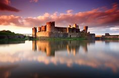 Wales...want to visit here when I get older and when I graduate from high school