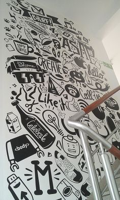 Agency life by Piotr Jakubowski, via Behance