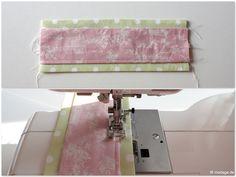 Handmadekultur_Portemonnaie_DIY_Version_modage.de10 Small Wallet, Diy, Culture, Sewing Patterns, Bricolage, Do It Yourself, Homemade, Small Purses, Diys