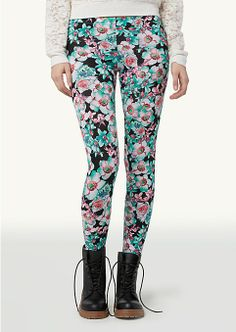 a409cd09ea5cb 13 Best Leggings images | Rue 21, Colorful leggings, Print leggings