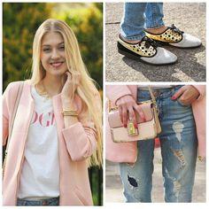 Inspirujte se pozitivním outfitem Pink life od Thé Nattiness! Právě teď na lovin.cz #ootd #fashionblogger #fashionkilla #lovincz