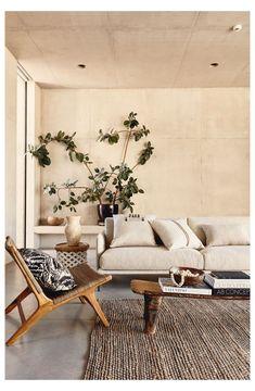 Estilo Interior, Room Interior, Interior Design Living Room, Cozy Cafe Interior, Interior Livingroom, Living Room Inspiration, Home Decor Inspiration, Contemporary Interior Design, Interior Design Simple