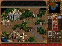 Heroes Of Might And Magic 3 Gameplay