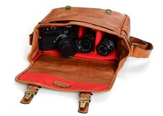 The Berlin: ONA x Leica Collaboration Bag