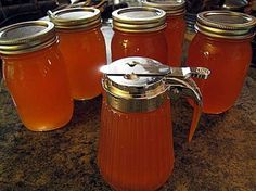 Apricot Syrup