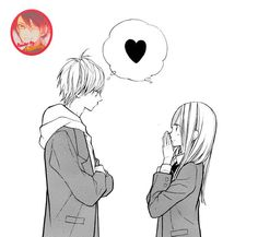 Anyone know what manga this is? Cute Couple Drawings, Couple Sketch, Photo Manga, Image Couple, Anime Amor, Manga Cute, Manga Boy, Image Manga, Manga Illustration