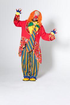 Clown bunt Riesenkrawatte  #deiters #clown