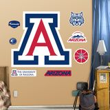 Arizona Logo  Wall Decal $89.99
