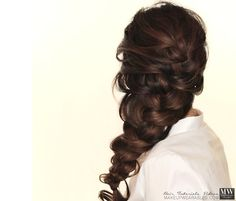 #Elsa Frozen #Hairstyle | How To Voluminous French #Braid Hair Tutorial Video