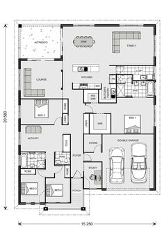 Casuarina 295, Our Designs, New South Wales Builder, GJ Gardner Homes New South Wales