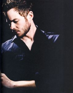 Shawn Ashmore or it could be Aaron either way they're identical twins and identically sexy