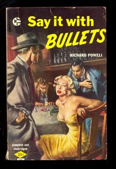 """""""Say it with Bullets"""" 