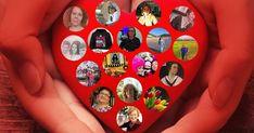 Creează-ți inima de Sf. Valentin pentru a o distribui prietenilor!