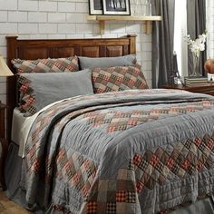 VHC Brands Beacon Hill Quilt Collection