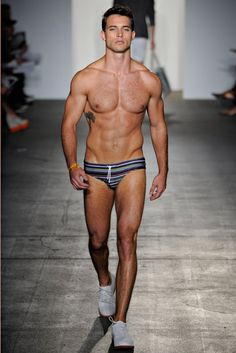 Parke & Ronen Spring 2012 | New York Fashion Week