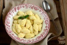 Kluseczki serowe | Domi w kuchni