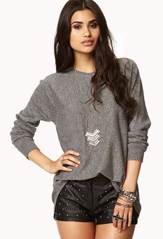 Everyday Slouchy Knit Top  $19.80