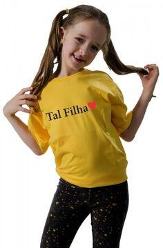 Camiseta Tal Mãe Tal Filha por apenas R$37.50
