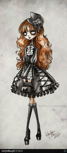 68 ideas for dark art tattoo tim burton drawings Tattoo Girls, Girl Tattoos, Estilo Tim Burton, Tim Burton Style, Tim Burton Drawings Style, Tim Burton Artwork, Emo Art, Goth Art, Gothic Girls