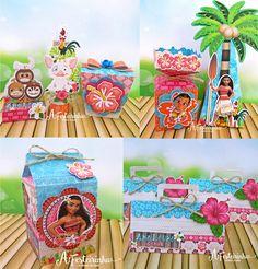 Um kit com lindas caixinhas para as mamães decorar a festinha  e dar de lembrancinhas..As crianças vão amar receber as lembrancinhas    ************************************************  O kit tem os seguintes itens    10 cx milk  10 cx meia bala  10 cx sushi  10 porta mini chocolate duplo  10 cx ...