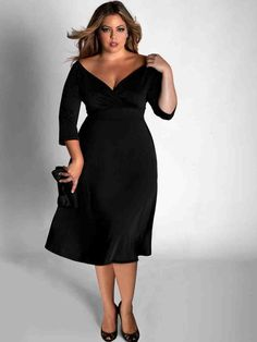 Flattering Wedding Dresses For Plus Size