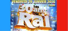 Les 30 ans du Rai / Concert live zénith de paris 2016