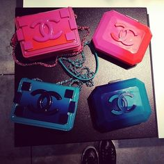 Chanel Chanel! http://sulia.com/my_thoughts/14c5880d-6f34-4083-96a5-173e1229b32b/?pinner=125515533&