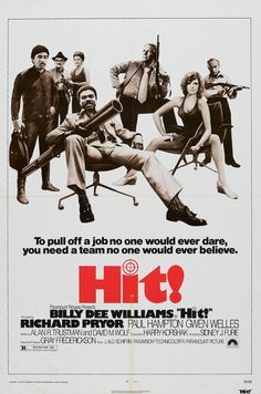 is a 1973 action film directed by Sidney J. Furie and starring Billy Dee Williams and Richard Pryor. It is about a federal agent trying to destroy a drug zone after his daughter dies from a heroin overdose. Wall Prints, Poster Prints, Black Tv Shows, Billy Dee Williams, Richard Pryor, Hits Movie, Vintage Movies, Vintage Posters, A Team
