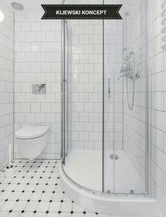 Poddasze zabytkowej kamienicy #bathroom #shower #white #marble #łazienka # paris #attic #white
