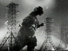 iconic scene from an iconic film #godzilla #kaiju #monster