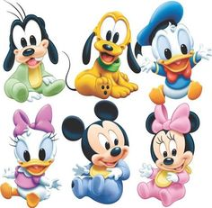 Disney baby Mickie Mouse centerpiece for party, Cut-outs, kids characters, disney props, standee - Disney bilder - Disney Baby Mickey Mouse, Mickey Mouse Y Amigos, Mickey Mouse And Friends, Mickey Mouse 1st Birthday, 3rd Birthday, Disney Babys, Cute Disney, Disney Mickey, Disney Art