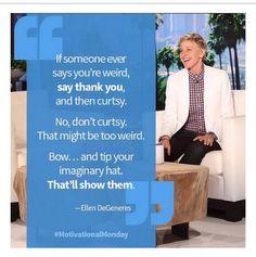 Ellen DeGeneres <3=<3
