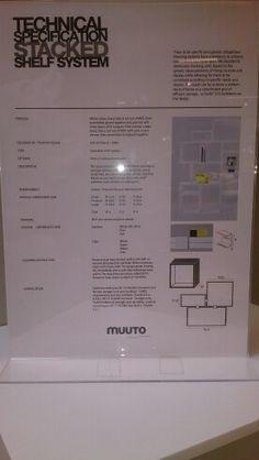 Muuto stacked storage