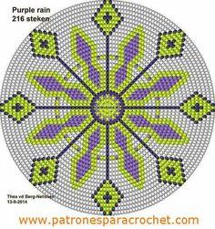 free crochet pattern - wayuu bag