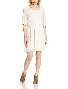 One size (Manufacturer size: T1), Off-White (Écru/Offwhite), Molly Bracken Women