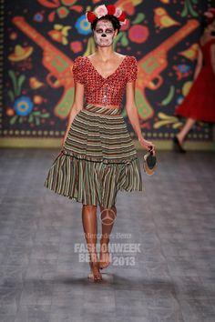 Lena Hoschek #fashion Spring/Summer #Catrina 2013