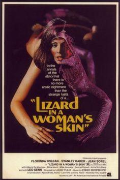 Una Lucertola Con La Pelle Di Donna (Lizard In A Woman's Skin). Lucio Fulci, 1971