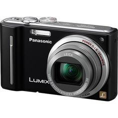 "Panasonic LUMIX DMC-ZS6 12.1 MP DIGITAL CAMERA BLACK - 3.0 "" TFT Screen LCD Display!! by Panasonic. $347.88. The Panasonic Lumix DMC-ZS6 delivers 720p HD movie recording, 25mm ultra wide-angle and powerful 12x optical zoom lens in a compact body to cover virtually any shooting situation. This 12.1-megapixel powerhouse includes an abundance of features like Hi-speed AF, Power OIS for double the corrective power, providing crisp sharp images, Optical Image Stabilization, Inte..."