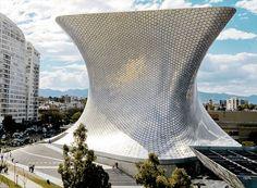 Soumaya-museum, Mexico City