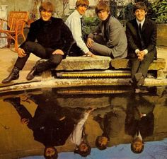 The Beatles (and their reflections)