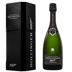 Champagne Bollinger is adding to the Bond legacy with the release of the Spectre Limited Edition bubbly