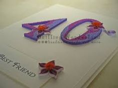 quilled number - Google Search