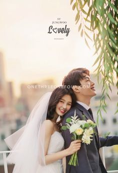 """View photos in 2019 New Sample """"Lovely"""". Pre-Wedding photoshoot by ST Jungwoo, wedding photographer in Seoul, Korea. Pre Wedding Shoot Ideas, Pre Wedding Poses, Wedding Couple Poses, Pre Wedding Photoshoot, Wedding Pics, Wedding Couples, Wedding Events, Budget Wedding, Bridal Shoot"""