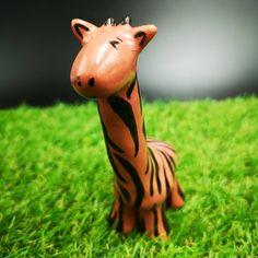 ceramic giraffe Giraffe, Stripes, Ceramics, Projects, Handmade, Animals, Hall Pottery, Hand Made, Animales