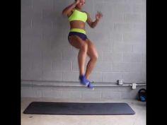 Carmen Morgan - Advanced HIIT Workout