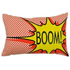 Picture of POP BOOM PILLOW OBLONG