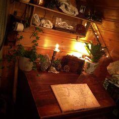 L'Éducation est très importante dans le Royaume de Mysth. Tous devrait avoir un petit bureau dans leur maison