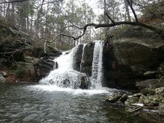 Cheaha falls alabama